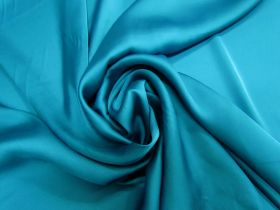 Great value Satin Chiffon- Mystic Teal #5233 available to order online Australia