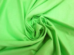 Great value Tubed Cotton Jersey- Paradise Green #5237 available to order online Australia