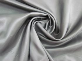 Great value Acetate Twill Lining- Metallic Grey available to order online Australia