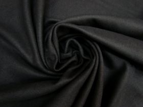 Great value Wool Blend Flannel- Mood Black #5248 available to order online Australia