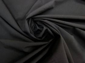Great value Lightweight Wool Blend Stretch Suiting- Black #5249 available to order online Australia