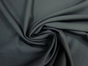 Great value Wool Blend Gaberdine- Seal grey #5250 available to order online Australia