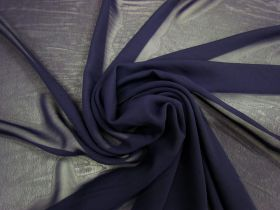 Great value Chiffon- Opulent Navy #3563 available to order online Australia