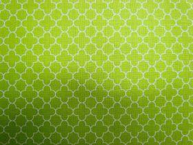 Great value Mini Quatrefoil- Lime available to order online Australia