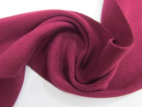 Great value 17cm Wide Ribbing- Burgundy #3598 available to order online Australia