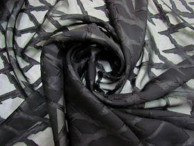 Great value Lightning Strike Chiffon- Black #5260 available to order online Australia