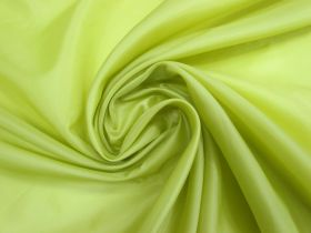 Great value Polyester Lining- Sour Lime #3651 available to order online Australia