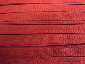 Great value 15mm Polyester Webbing Tape- Red #398 available to order online Australia