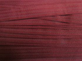 Great value 25mm Polyester Webbing Tape- Burgundy #404 available to order online Australia