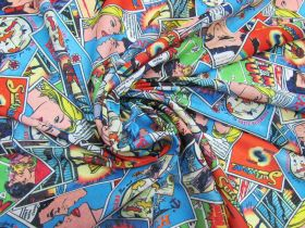 Great value Comic Love Stretch Mesh #5288 available to order online Australia