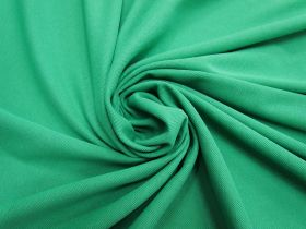 Great value Australian Made Pique Jersey- Jade Green #5291 available to order online Australia
