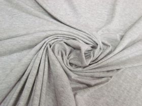 Great value Soft Rayon Cotton Blend Jersey- Grey Marle #5336 available to order online Australia