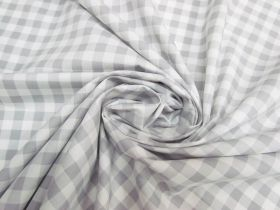 Great value Gingham Cotton- Grey #5344 available to order online Australia