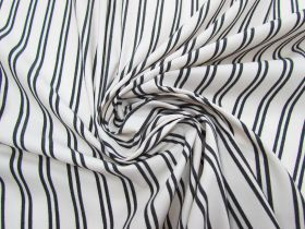 Great value Easy Stripe Stretch Lightweight Woven #3862 available to order online Australia