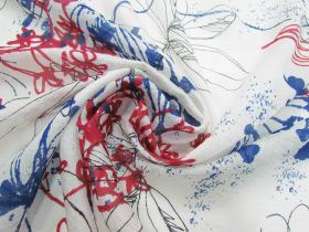 Great value Artist Floral Silk #3887 available to order online Australia