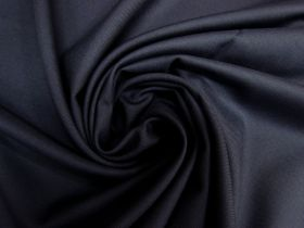 Great value Wool Blend Twill Suiting- Marine Navy #5438 available to order online Australia