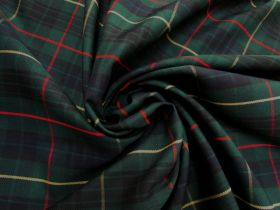 Great value Viscose Blend Thistle Tartan #5442 available to order online Australia