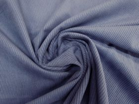 Great value 7 Wale Cotton Corduroy- Dusk Blue #5445 available to order online Australia