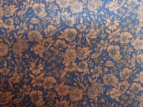 Great value Secret Garden Cotton- Bronze/Blue PW1291 available to order online Australia