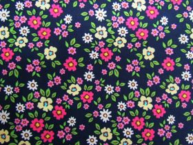 Great value Spring Shine Cotton- Navy PW1309 available to order online Australia