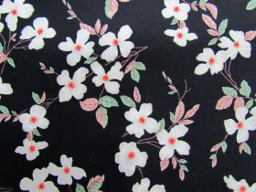 Great value Blossoming Cotton- Black PW1317 available to order online Australia