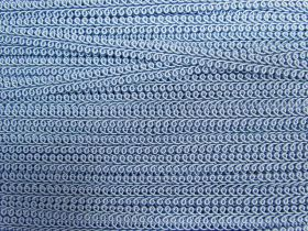 Great value 11mm Viscose Blend Braid Trim- Sky Blue #530 available to order online Australia