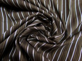 Great value Jacquard Stripe Stretch Cotton #1792 available to order online Australia