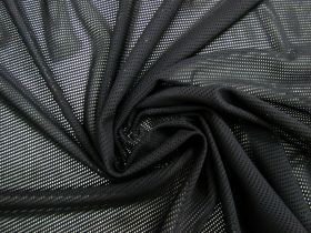 Great value Polyester PBT Sports Mesh- Black #4091 available to order online Australia