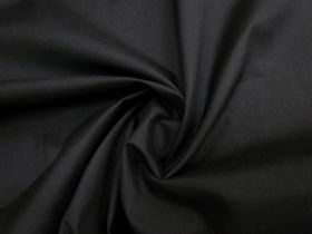 Great value Roll of Poplin- Black available to order online Australia