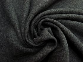 Great value Herringbone Wool Coating- Charcoal #5477 available to order online Australia