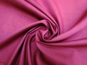 Great value Roll of Poplin- Burgundy available to order online Australia