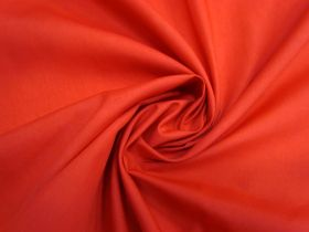 Great value Roll of Poplin- Red available to order online Australia