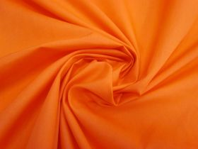 Great value Roll of Poplin- Orange available to order online Australia