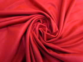 Great value Wool Flannel Coating- Red Riding Hood #5481 available to order online Australia