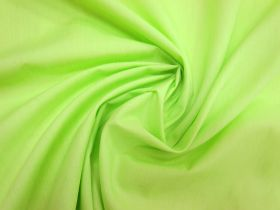 Great value Poplin- Lime available to order online Australia