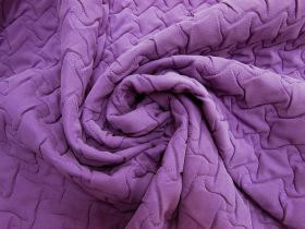 Great value Quilted Polyester- Purple Grape #5493 available to order online Australia