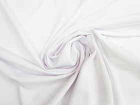 Great value Matte Spandex Knit- White #4119 available to order online Australia