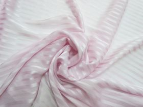 Great value Satin Ribbon Stripe Silk- Pink #5500 available to order online Australia