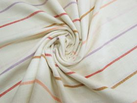 Great value Ruby Star Society- Warp Weft Heirloom Cotton- Chore Coat Stripe- Sunset available to order online Australia