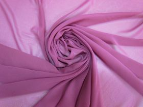 Great value Georgette- Dusky Fuchsia #5535 available to order online Australia