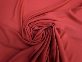 Great value Georgette- Volcanic Red #5536 available to order online Australia