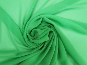 Great value Georgette- Charming Green #5537 available to order online Australia