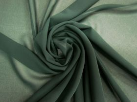 Great value Georgette- Pine Green #5542 available to order online Australia