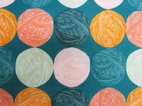 Great value Ruby Star Society Cotton- Purl- Wound Up- Teal #12 available to order online Australia