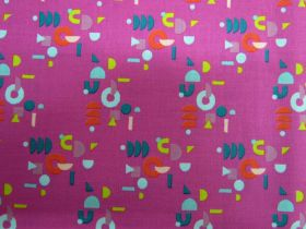 Great value Ruby Star Society Cotton- Adorn- Puzzling- Berry #16 available to order online Australia