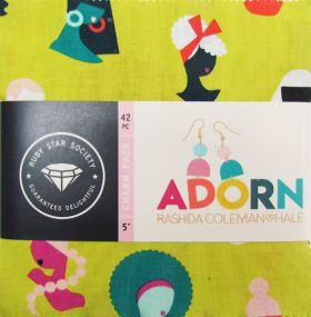 Great value Ruby Star Society- Adorn Charm Pack available to order online Australia