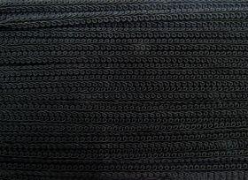 Great value 9mm Decorative Braid Trim- Black available to order online Australia