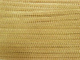 Great value 9mm Decorative Braid Trim- Pale Gold available to order online Australia