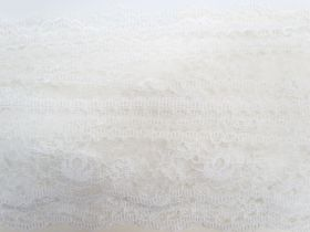 Great value 68mm Delicate Nylon Lace- Cream #543 available to order online Australia