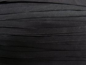 Great value 13mm Woven Elastic- Black #526 available to order online Australia